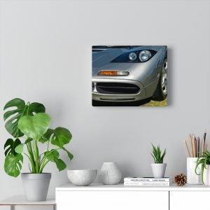 McLaren F1 Canvas Print - RevRepublic | Driving Automotive Culture