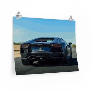 Lamborghini Aventador LP700-4 Vector Art Poster - RevRepublic   Driving Automotive Culture