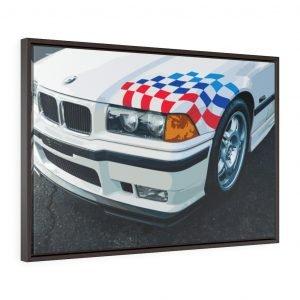 BMW M3 Lightweight Framed Canvas – 36″ × 24″ - RevRepublic   Driving Automotive Culture
