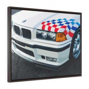 BMW M3 Lightweight Framed Canvas – 30″ × 24″ - RevRepublic   Driving Automotive Culture