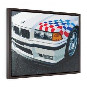 BMW M3 Lightweight Framed Canvas – 24″ × 18″ - RevRepublic   Driving Automotive Culture