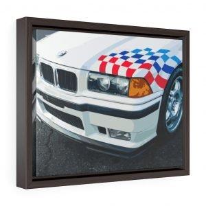 BMW M3 Lightweight Framed Canvas – 14″ × 11″ - RevRepublic   Driving Automotive Culture