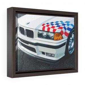 BMW M3 Lightweight Framed Canvas – 10″ × 8″ - RevRepublic   Driving Automotive Culture