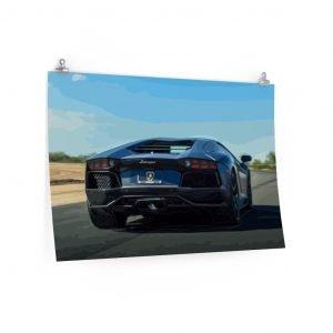 Lamborghini Aventador LP700-4 Vector Art Poster – 36″ × 24″ - RevRepublic   Driving Automotive Culture
