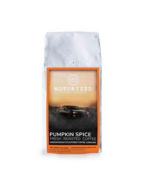 Pumpkin Spice by Motorized Coffee Company - RevRepublic | Driving Automotive Culture